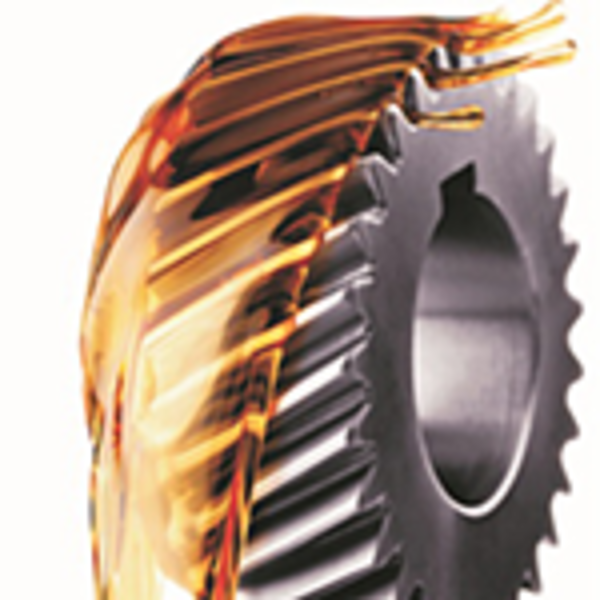 Large heavy vehicle gear oil